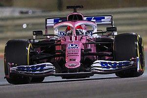 F1サクヒールGP決勝:ペレス、キャリア10年目で初優勝! メルセデスは散々なレースに