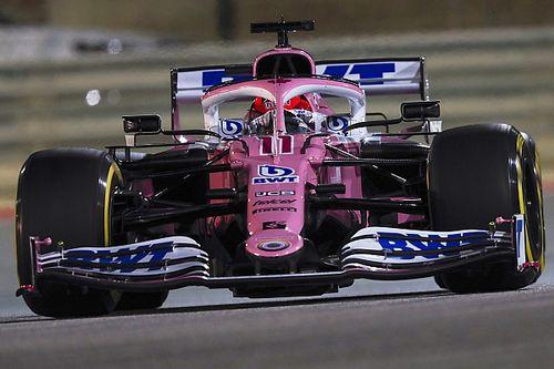 Pérez vence GP caótico em Sakhir e Russell brilha, apesar de erro da Mercedes
