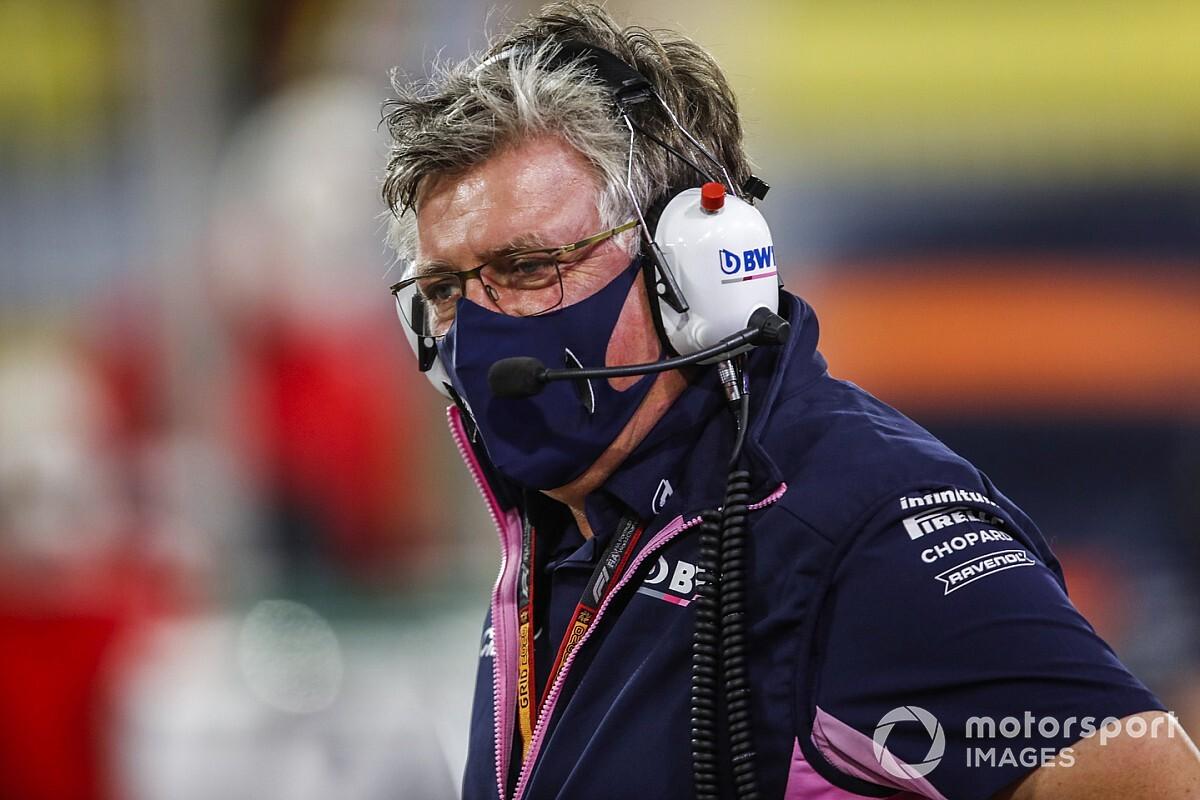 A Racing Point főnökét továbbra is bosszantja, hogy ártatlanként büntették őket