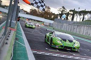 GT Sprint: il diluvio di Gara 2 incorona Tujula-Nemoto Campioni