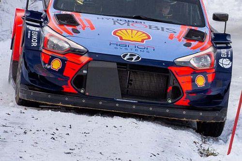 WRC, Hyundai: ecco la nuova aerodinamica 2021 per la i20