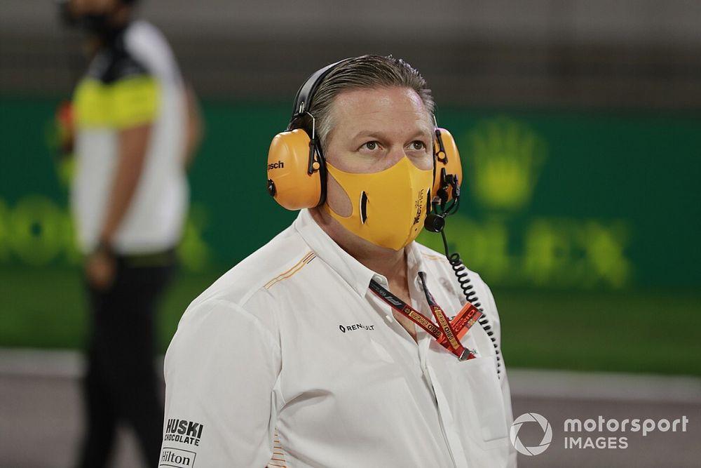 A McLaren nem lép a Red Bull nyomába: nem bővítik a junior programjukat