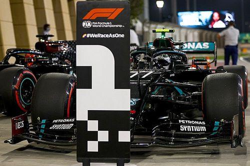 La parrilla de salida GP de Sakhir de F1: posiciones y filas