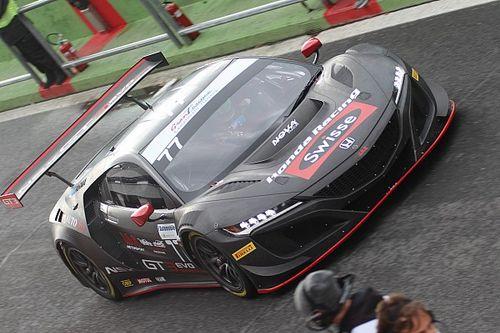 GT Italiano: Honda, debutto duro, ma potenziale inespresso