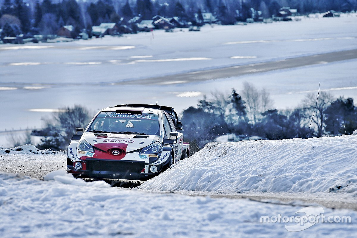 13 WRC w Arctic Rally Finland