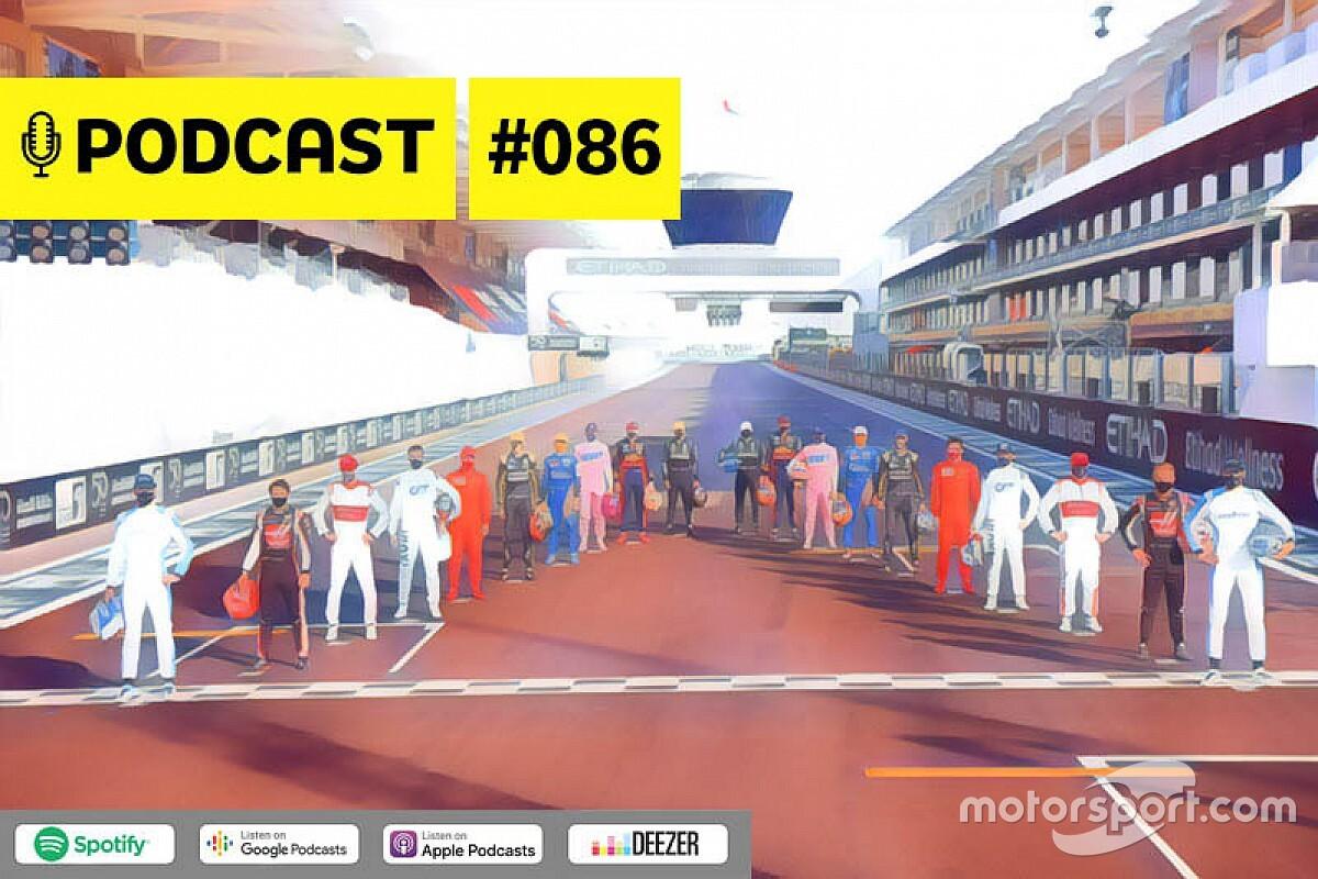 Podcast #086 - Vettel, Alonso, Ricciardo, Pérez ou Sainz? Quem entra em 2021 mais pressionado?