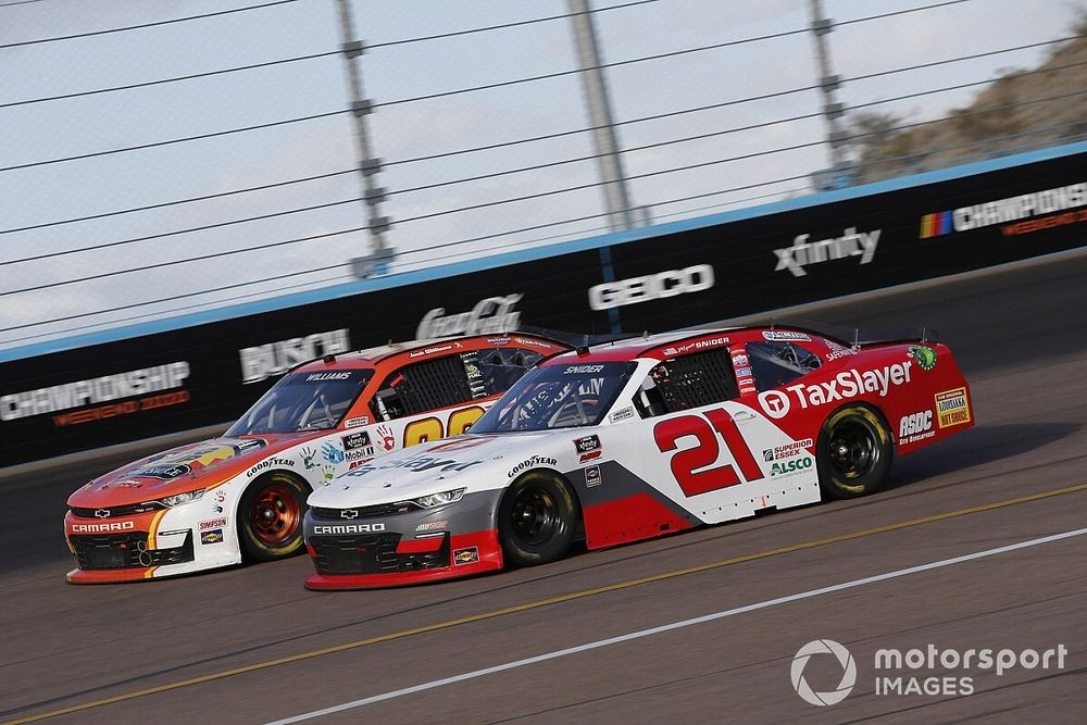 Myatt Snider to compete for 2021 Xfinity title with RCR