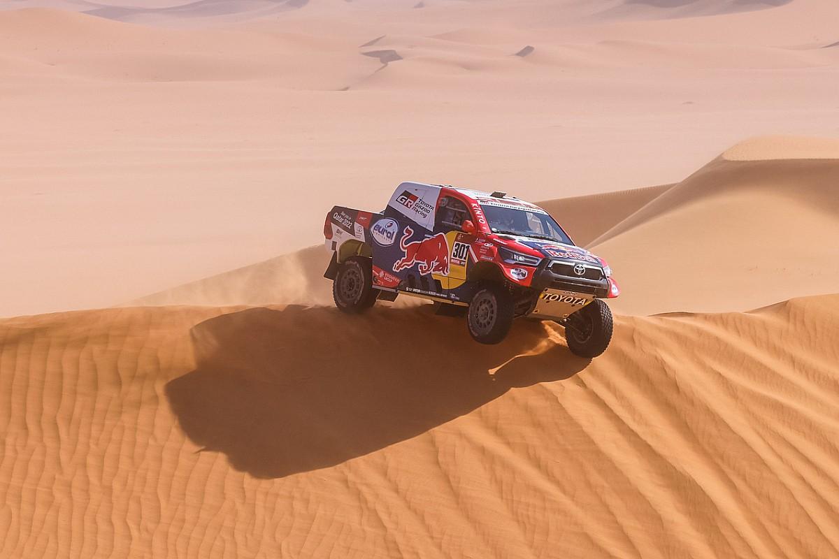 "Al-Attiyah: ""Bello vincere alla Dakar aprendo la strada"""