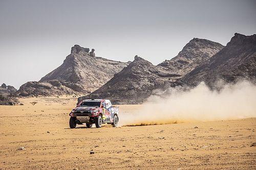Al Attiyah completa el triplete y empieza a asustar en el Dakar 2021