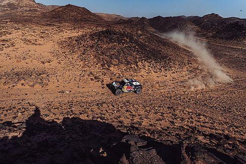 """Sainz, contra el Dakar 2021: """"Estoy realmente harto""""."""