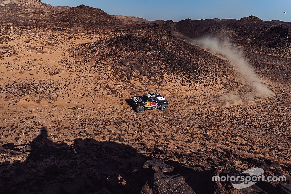 """Sainz demoralizzato: """"Questa non è la Dakar"""""""