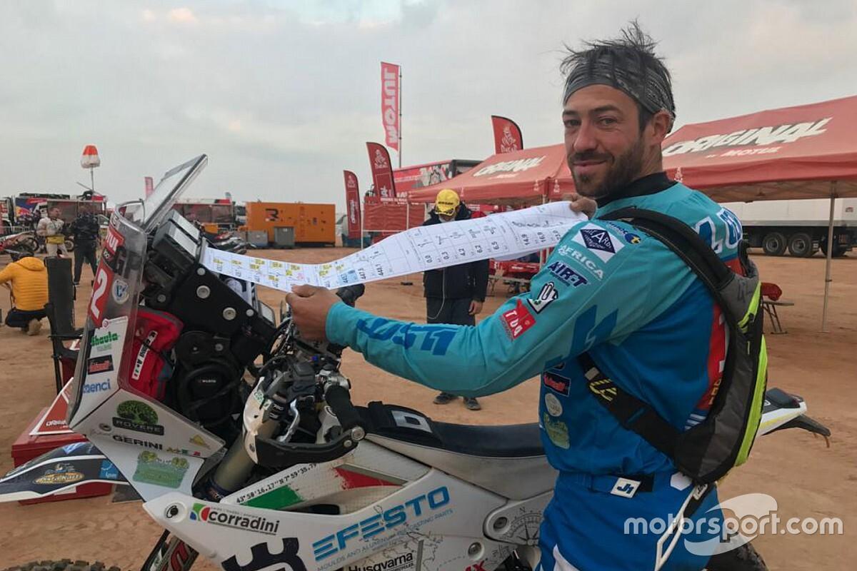"Dakar 2021, Gerini: ""Che paura, ho rianimato CS Stantosh!"""