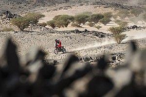 Barreda aguanta el tipo y Brabec gana la etapa 7 del Dakar 2021