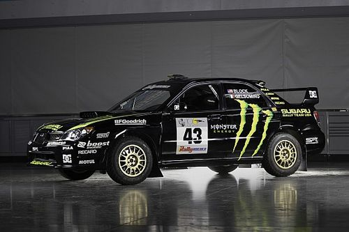 Te koop: de Subaru waarmee Ken Block zijn allereerste rally won