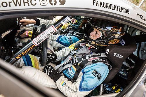 Kristensson w WRC 2