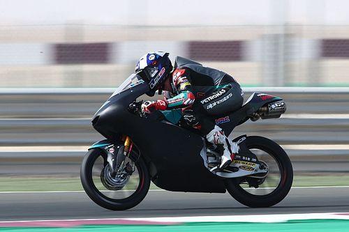 Hasil Tes Moto3 Qatar: John McPhee Memimpin