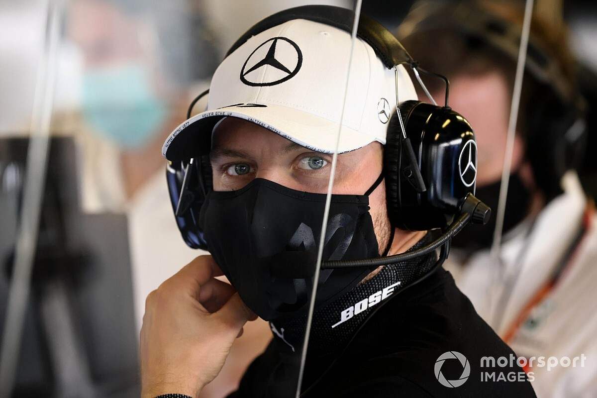 "Bottas: Second in F1 standings ""can't be that satisfying"""