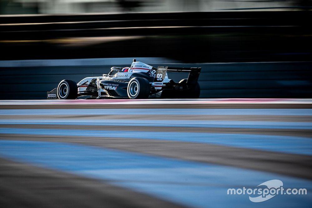 Formula Renault, Paul Ricard: Martins è l'ultimo re