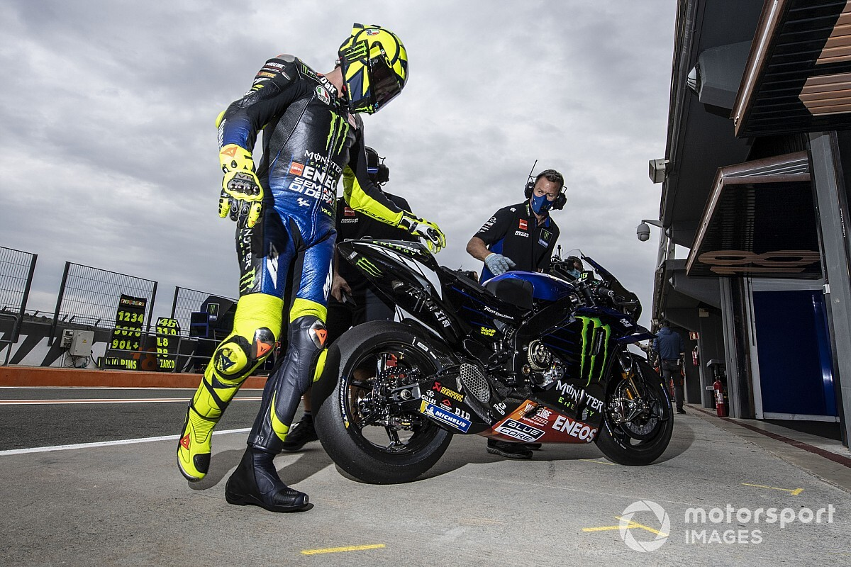 "Rossi: ""A Yamaha serve un programma serio con il test team"""