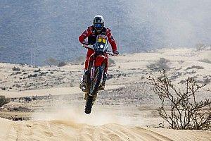 Dakar, Moto, Prologo: Brabec riparte subito forte