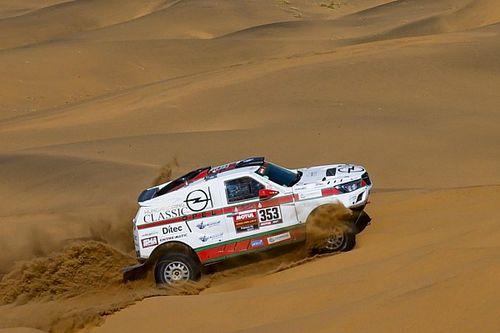 Szalayék számára véget ért a 2021-es Dakar-rali