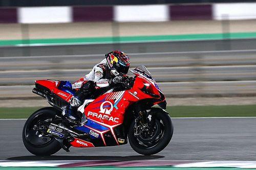 Ветер сорвал тесты MotoGP в Катаре, Миллер остался лидером