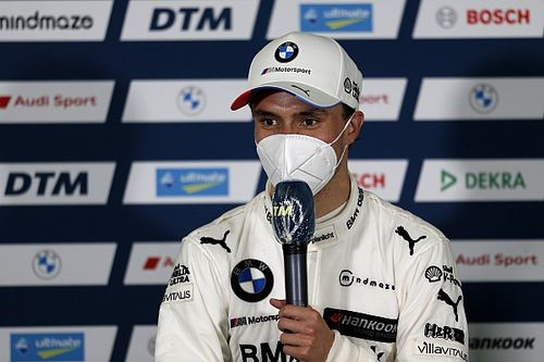 Auer returns to DTM with Mercedes customer Winward Racing