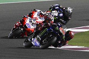 Quartararo houdt Ducati's achter zich in spectaculaire Doha GP