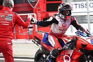 Las fotos de la clasificación del GP de Doha de MotoGP