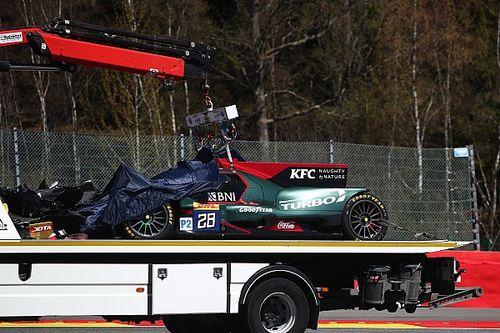 Hasil Prolog WEC: Sean Gelael Kecelakaan, United Autosports Memimpin