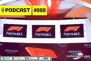 Podcast #088 - F1 na Band e o 'fico' de Hamilton: o que esperar de 2021?