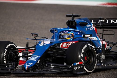 """Alpine can't afford """"s**tty"""" F1 season in 2021, says Renault CEO"""