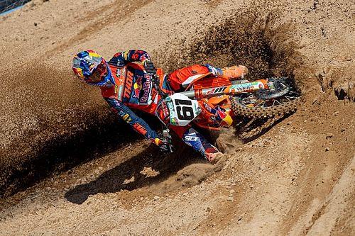 Jorge Prado Bikin KTM Waswas