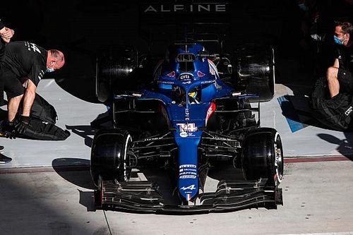 ألونسو: هدفي التواجد ضمن العشرة الأوائل في سباق البحرين