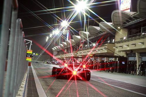 Photos - Les F1 en piste à Bahreïn
