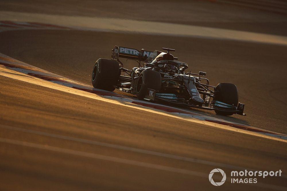 "Mercedes: No immediate answers for ""weak"" rear end of W12 F1 car"