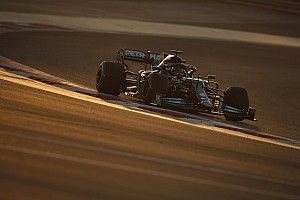 "Mercedes: No immediate answers for ""weak"" rear end of W12 F1 car"