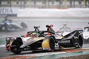 Las mejores fotos del primer ePrix de Fórmula E en España