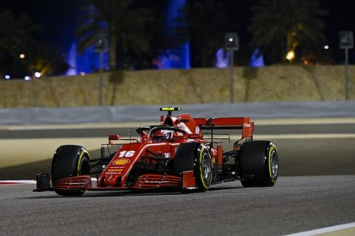Sekali Push Lap, Leclerc Start P4 GP Sakhir