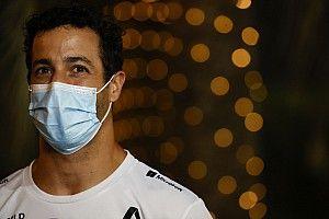 Ricciardo a türelemre játszana a Szahír Nagydíjon