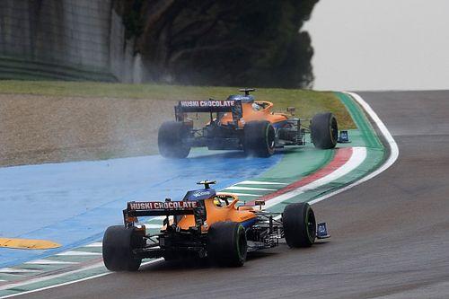Ricciardo musiał wskazać Verstappena