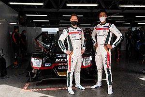 JOTA Turunkan Sean-Vandoorne di Asian Le Mans Dubai