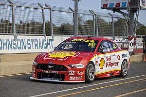 'Faultless' first Mustang drive for De Pasquale