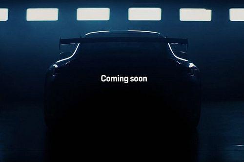 Porsche 911 GT3, un nuovo teaser la mostra in pista