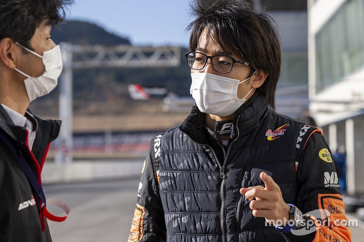 Matsushita eyes top-five on Super Formula return