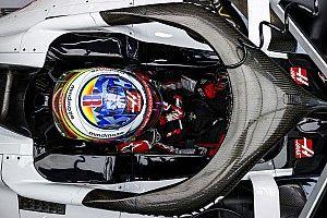 Grosjean gaat bijzonder helmontwerp alsnog gebruiken in IndyCar