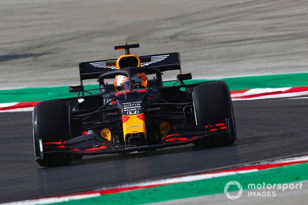 Verstappen ook snelste in tweede training GP van Turkije