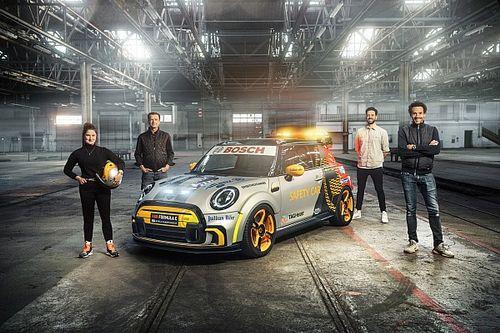 Nowy Safety Car w Formule E