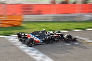 Alonso ve Alpine, 18 inç lastik testini tamamladı