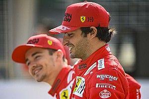 """Villeneuve: """"Para Leclerc el verdadero peligro es Sainz"""""""